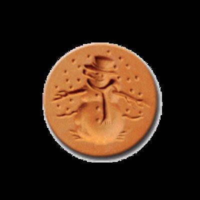 1004 Frosty cookie stamp | Cookiestamp.com