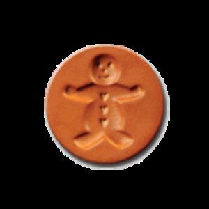 1007 Gingerbread Boy cookie stamp   cookiestamp.com