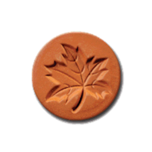1015 Maple Leaf cookie stamp | cookie stamp.com