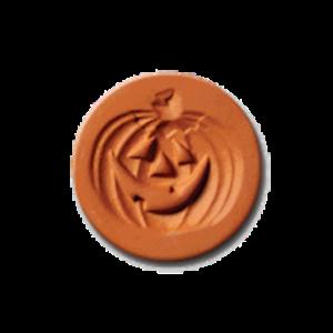 1024 Pumpkin Jack-O-Lantern | CookieStamp.com