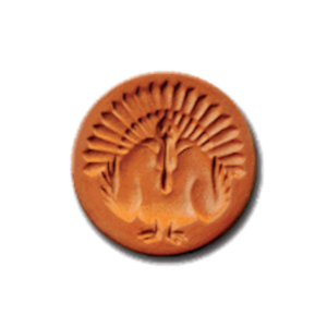 1037 Turkey Cookie Stamp | CookieStamp.com
