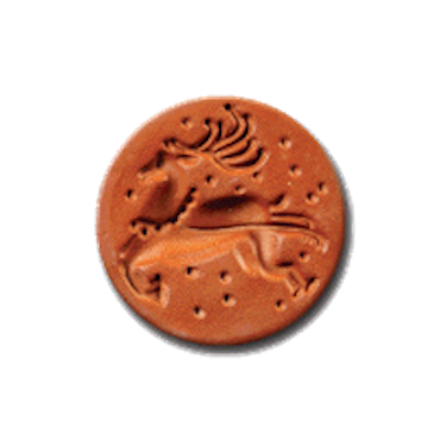 1042 Reindeer Cookie Stamp | CookieStamp.com