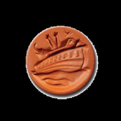 1054 Noah's Ark Cookie Stamp | CookieStamp.com