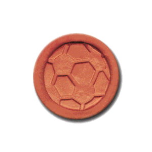 269 Rycraft Soccer Ball Craft Stamp | CookieStamp.com