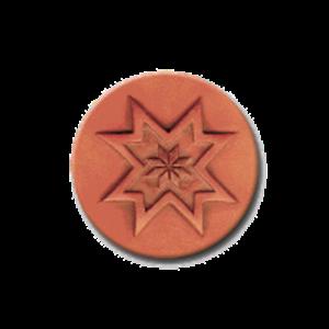 278 Rycraft Quilt Block Craft Stamp | CookieStamp.com