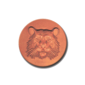 373 Heirloom Rycraft Tiger Cookie Stamp | CookieStamp.com