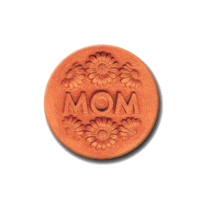 383 Heirloom Rycraft Mom Cookie Stamp | CookieStamp.com