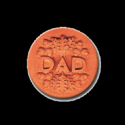 384 Heirloom Rycraft Dad Cookie Stamp | CookieStamp.com