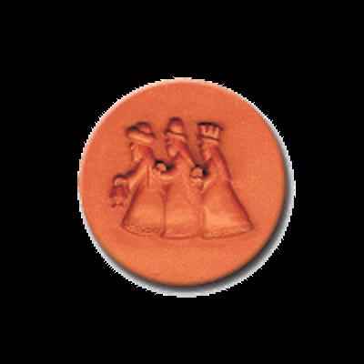 403 Heirloom Rycraft Wise Men Cookie Stamp | CookieStamp.com