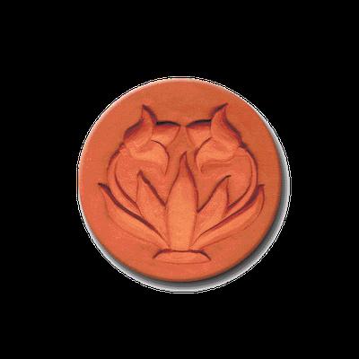 410 Heirloom Rycraft Genevieve's Favorite Cookie Stamp | CookieStamp.com
