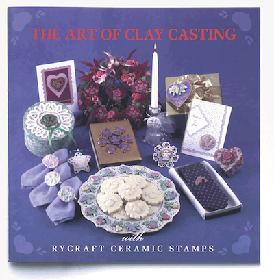Clay Casting Book | CookieStamp.com