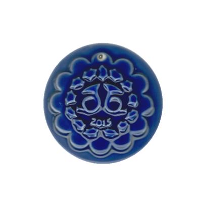 ORN 034-2015 Annual Ornament | CookieStamp.com