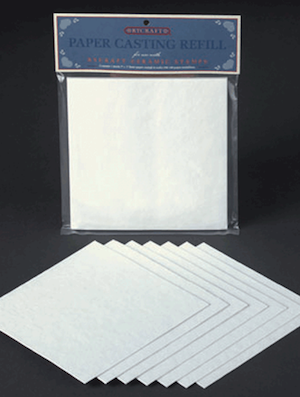 Paper Craft Refill   CookieStamp.com
